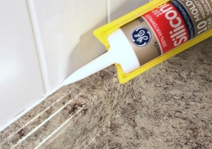 How to Seal Sinks, Bathtubs, Backsplashes and More Using 100% Silicone Sealant