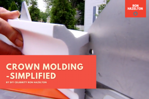 Crown Molding Simplified
