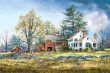Heartwarming Images of Home by Vermont Artist Fred Swan