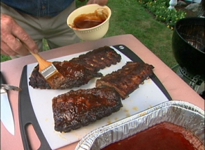 All American Ribs for Fall