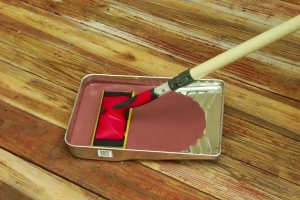 Clean, Stain and Seal a Wooden Deck in a Single Day