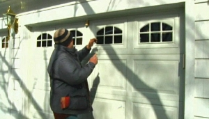 Could Your Garage Be Beckoning Burglars?