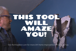 Pry Tool Quickly Removes Wood Trim without Damage