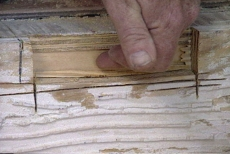 gauging the substrate thickness