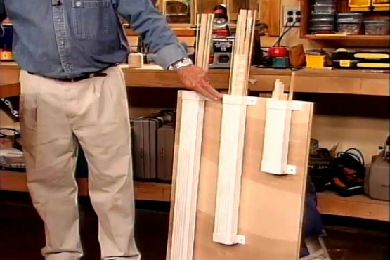 How to Make a Dowel Organizer