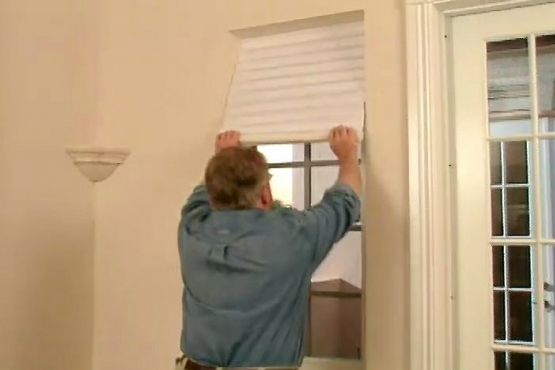 How to Use Temporary Paper Window Shades