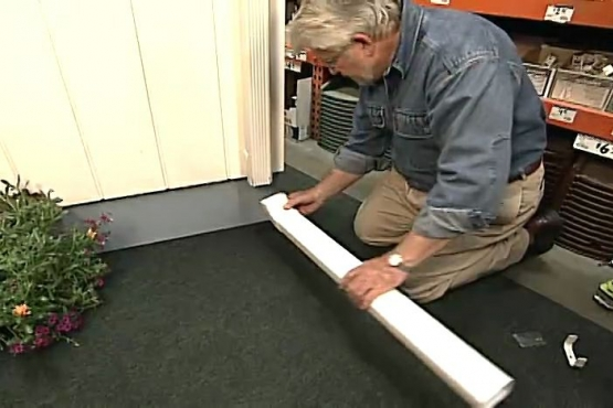 A Covered Gutter System Keeps Out Leaves And Debris Diy Projects Amp Videos