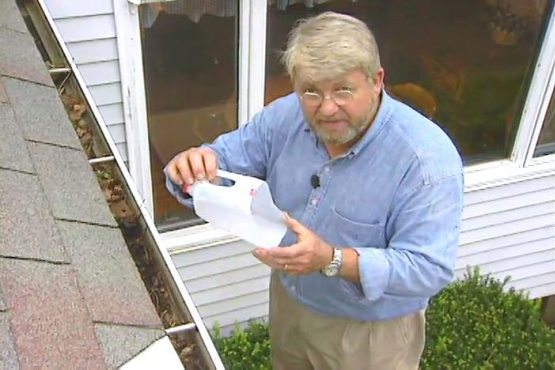 How to Clean Debris from Gutters and Downspouts