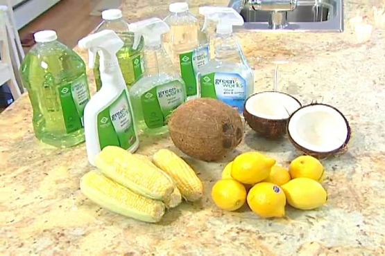 Green Cleaning Products - How Well do they Work?