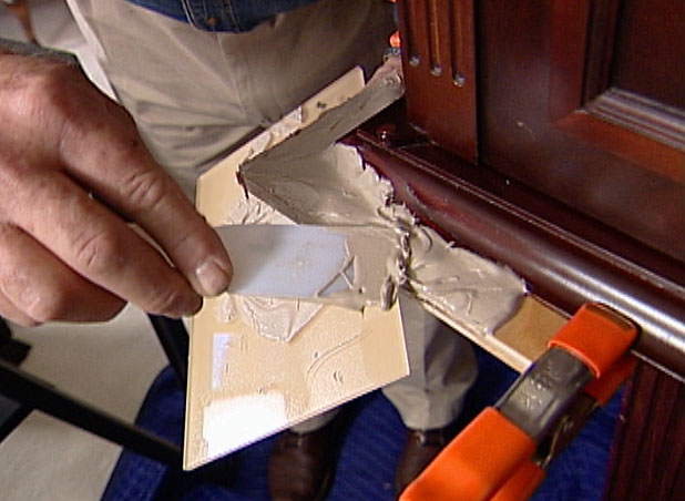 How To Repair Broken Corners And Edges On Furniture Diy