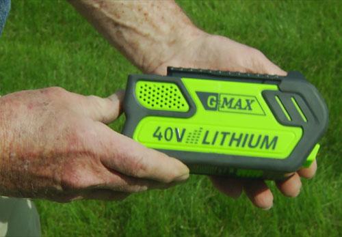 Greenworks' G-MAX 20