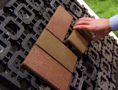 The Latest In Pvc Decking Plus A Lightweight Paver For