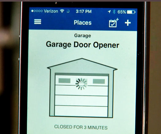 door opener in group lets wifi garage radiofradio com you most operate chamberlain the smartphone genie review a important your chamberlains doors