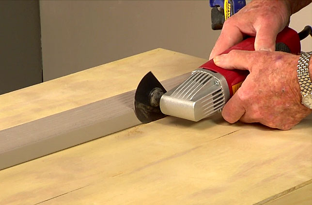 How To Choose The Right Oscillating Tool Blade Diy Projects Videos