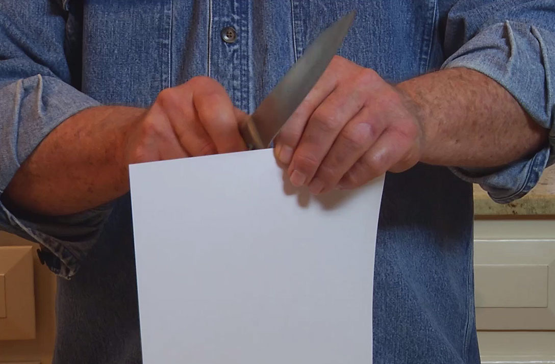 11 Facts And Falsehoods About Kitchen Knife Sharpening