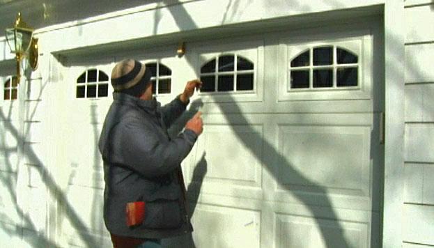 Could Your Garage Be Beckoning Burglars Ron Hazelton
