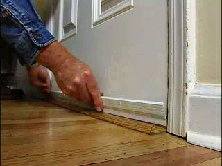 How To Install Weatherstripping On An Entry Door For A