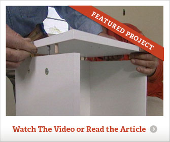 Marvelous Knock Down Cabinet Embly. Diy And Home Improvement S