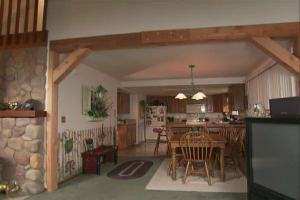 How To Build A Post And Beam Archway Ron Hazelton