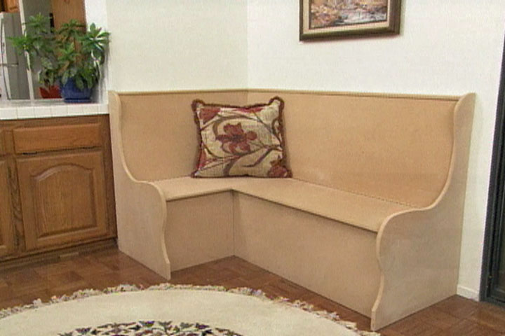 How To Build A Kitchen Breakfast Nook Or Banquette Ron