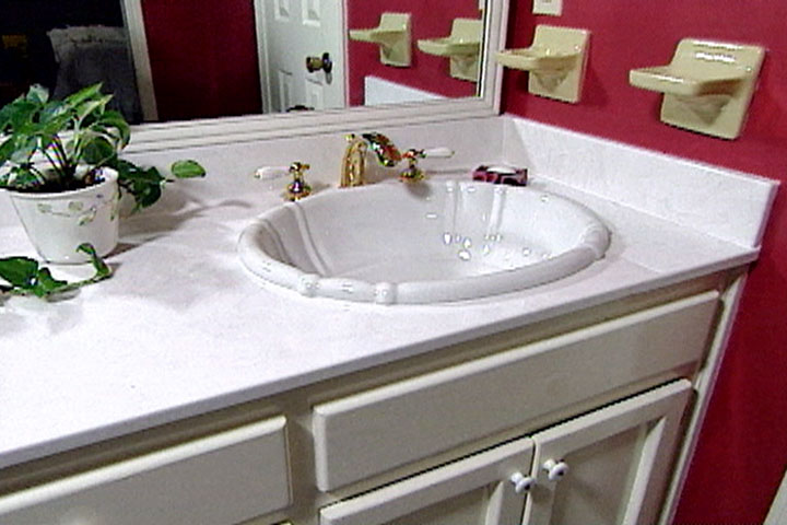 DIY Guide – Find Out How to Replace a Bathroom Sink • Ron Hazelton
