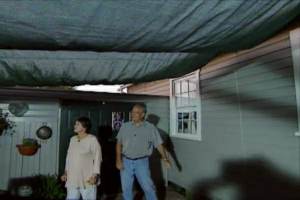 How To Build A Retractable Awning Ron Hazelton