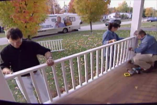 How To Build A Porch Railing Diy Projects Videos