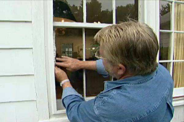 How To Replace Broken Window Glass Ron Hazelton