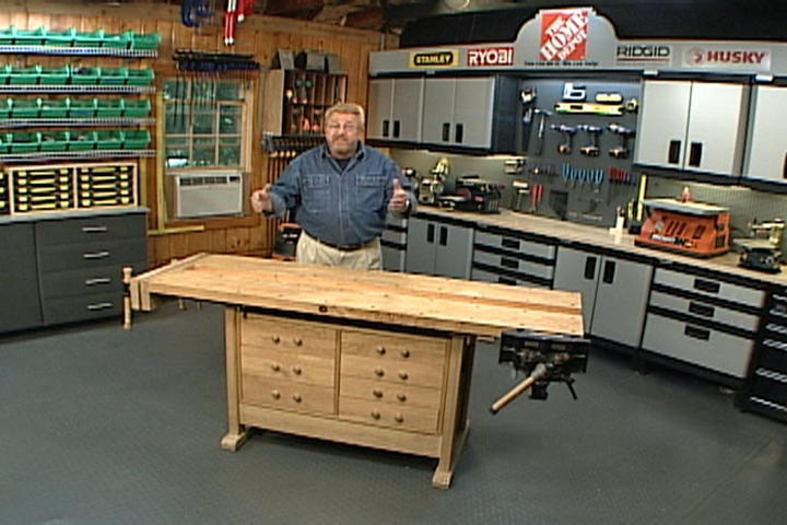 how to make a workshop in a garage diy projects videos - Garage Woodshop