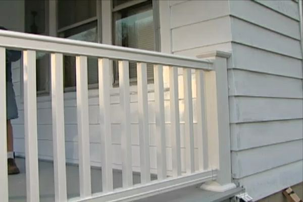 How To Install A Composite Railing On A Porch Or Deck