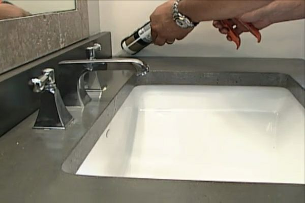 How To Make A Pre Cast Concrete Counter Top Yourself Ron