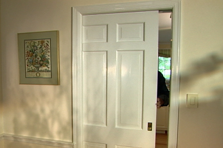 How To Repair And Replace A Pocket Door Ron Hazelton