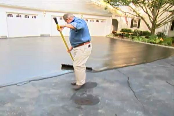 How to resurface a driveway diy projects videos solutioingenieria
