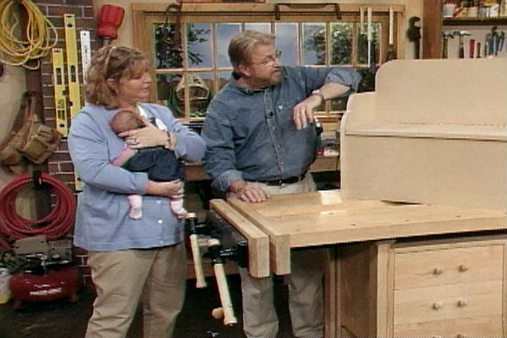 How To Build A Child S Toy Chest Or Box Ron Hazelton