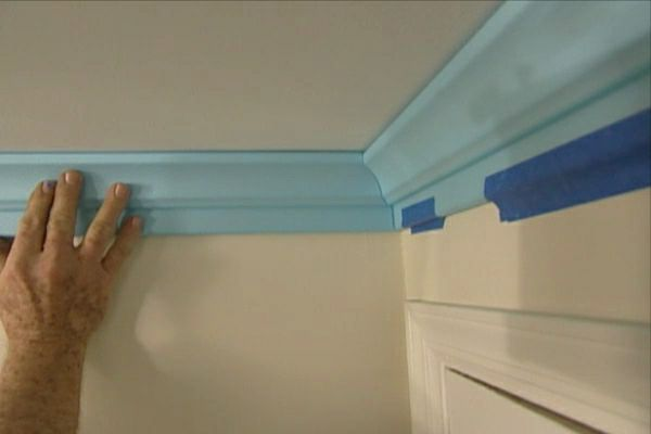How To Install Polystyrene Crown Molding Diy Projects
