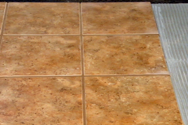 How To Lay Ceramic Tile Over Plywood Diy Projects Amp Videos