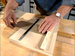 How to Make a Sandpaper Cutter